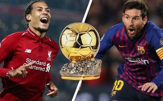 Nem várt fordulat - az oddsok alapján veszélybe került Messi hatodik Aranylabdája