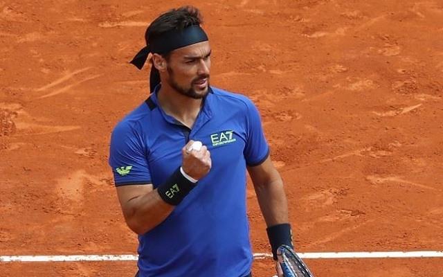 Fognini pályafutása első Masters-címét nyerte Monte-Carlóban. - Fotó: ATP