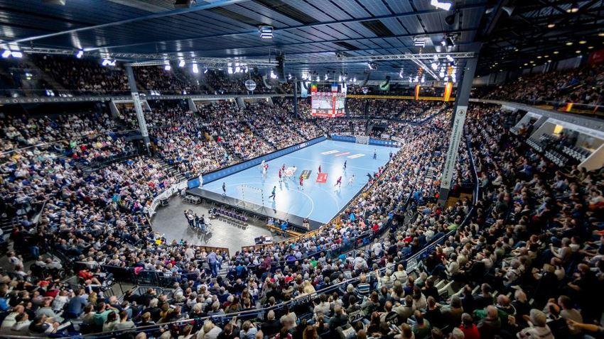 A kieli Sparkassen Aréna Európa egyik legimpozánsabb kézicsarnoka / Fotó: EHF