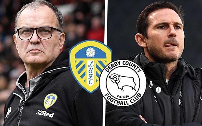 Bielsa vagy Lampard? Ledds vagy Derby? Este 11 körül kiderül!