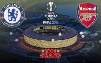 Ezt várjuk mi a Chelsea-Arsenal EL-döntőtől