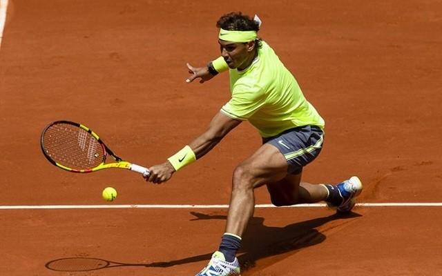 Nadal újabb sima verést oszthat ki. - Fotó: ATP