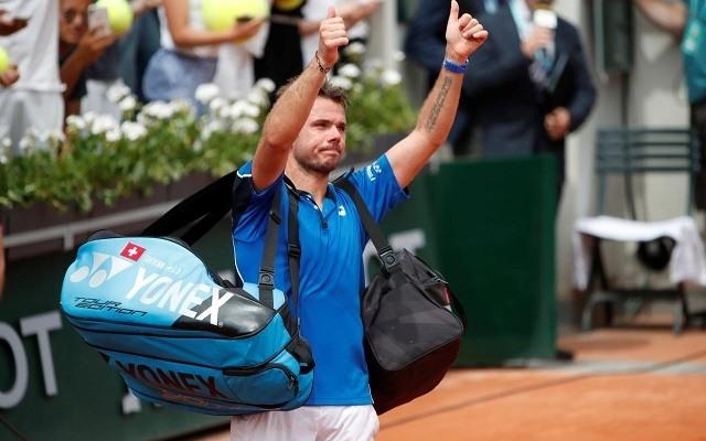 Wawrinka tavaly az első kör után búcsúzott Párizsban. - Fotó: ATP