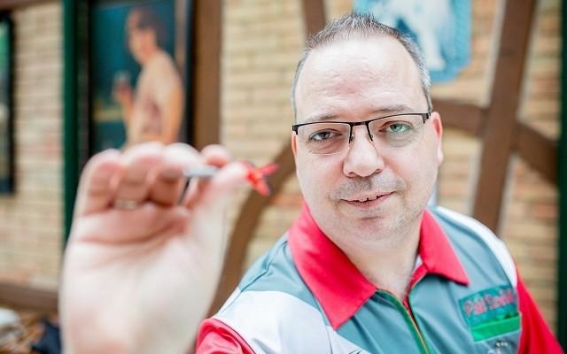 """""""Penge"""" az első magyar, aki a Dutch Darts Mastersen indul. - Fotó: Facebook"""