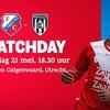 2.25-ös szorzót hozva masírozhat a rájátszás döntőjébe az Utrecht