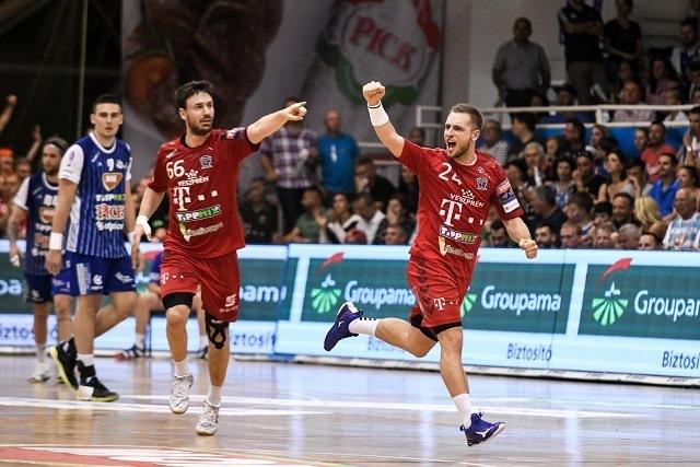 Fotó: Veszprém Handball Team facebook