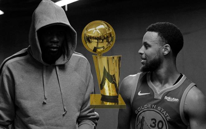 Játék nélkül is vitte a címlapokat a kétszeres Finals MVP játékos, Kevin Durant. fotó: NBA
