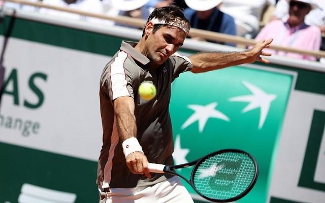 Federer egy szettet veszített az elődöntőig vezető úton. - Fotó: ATP
