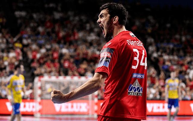 Az elődöntőben 12 gólig jutott Nenadics. - Fotó: Facebook
