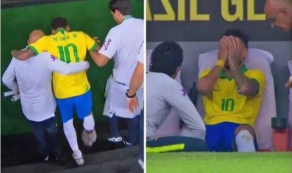 Nehéz megjósolni, mit jelent Neymar kiválása - Fotó: Express