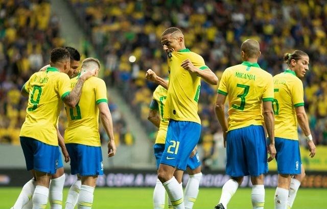 Fotó: Confederação Brasileira de Futebol / facebook.com