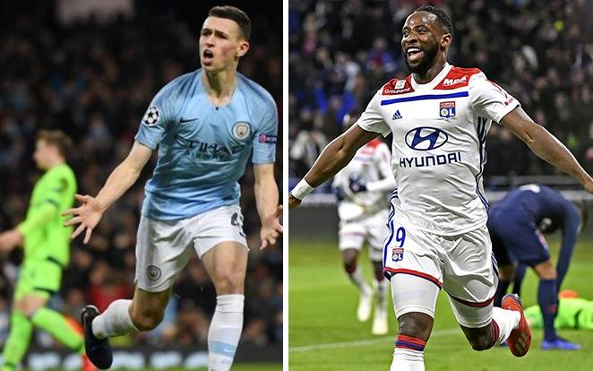 A Manchester City és a Lyon ászai, Foden és Dembélé a kezdőbe várhatók.