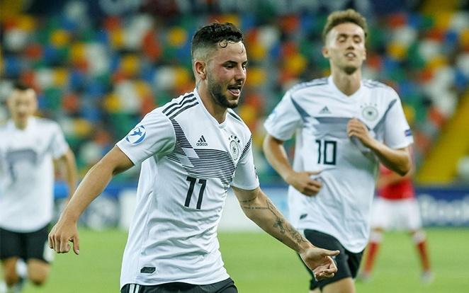 Richter két góljával Chiesával holtversenyben vezeti a góllövőlistát. fotó: Twitter