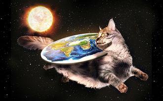 Márpedig a Föld lapos - 998-szoros oddsot érhet a bizonyítás!