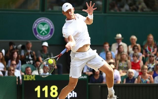 Anderson sima győzelemmel rajtolt Wimbledonban. - Fotó: ATP