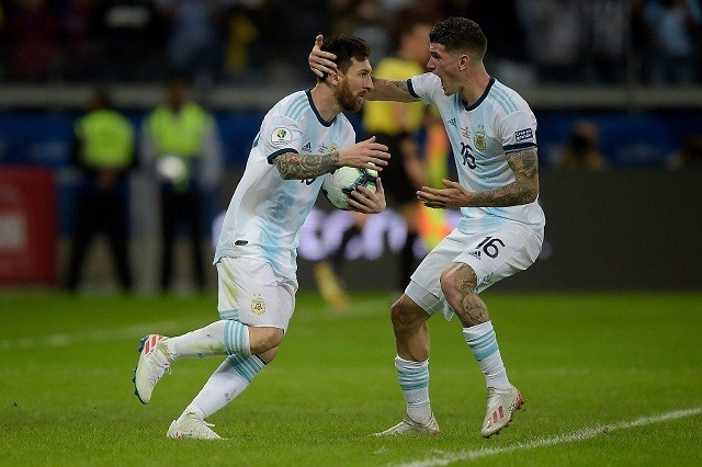 Fotó: Copa América Facebook