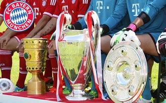 Majd' harmincszoros pénzt érne egy újabb történelmi Bayern-szezon