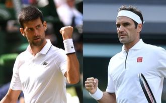 Djokovics vagy Federer lesz Wimbledon királya?
