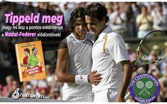 Tippeld meg, hogy mi lesz a Nadal - Federer elődöntő pontos eredménye és nyerj!