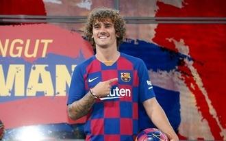 Hány gólt lő Griezmann a Barcában?