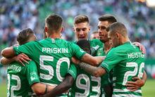 Zöld-fehérek egymás ellen, íme a vasárnapi magyaros kombink
