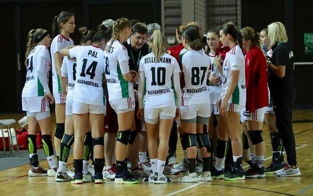 Könnyed győzelemmel indíthatja Eb-szereplését a magyar válogatott. - Fotó: Facebook