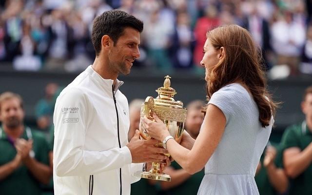 Djokovics megvédte címét Wimbledonban. - Fotó: ATP