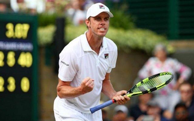 Querrey komoly fenyegetést jelent a legjobbakra is Wimbledonban. - Fotó: ATP