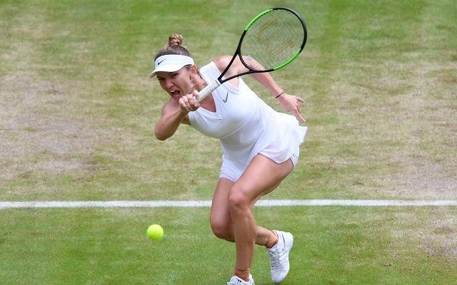 Halep 2014 után ismét a döntőért játszhat Wimbledonban. - Fotó: WTA