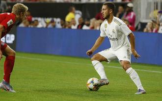 Hazard írhatja át a Barca-Real szorzóit
