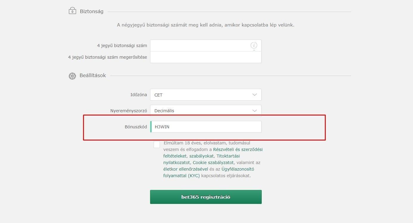opció regisztráció pénz reálszámla)
