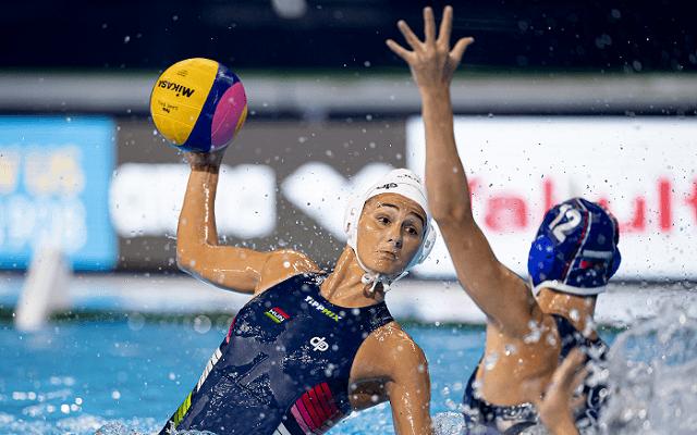 Új-Zélanddal nyolcaddöntőzünk szombaton. - Fotó: Derencsényi István/FINA/mvlsz.hu
