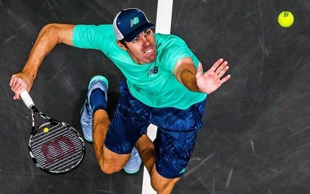 Opelka nagy reményekkel vág neki a US Open Series-nek. - Fotó: ATP