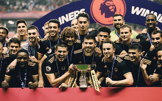 A Wolves kupagyőzelemmel hangolt az EL-re. - Fotó: Twitter