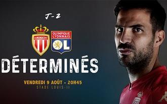 Monaco-Lyon rangadóval rajtol a francia élvonal