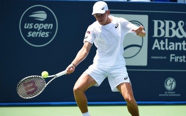 De Minaur lett az atlantai torna legfiatalabb bajnoka. - Fotó: ATP