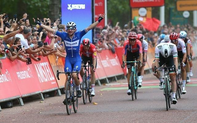 Viviani az olaszok leggyorsabb sprintere. - Fotó: Twitter