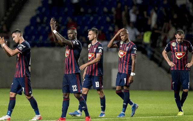 Óriási csalódást követően lépnek pályára a piros-kékek. - Fotó: molfehervarfc.hu