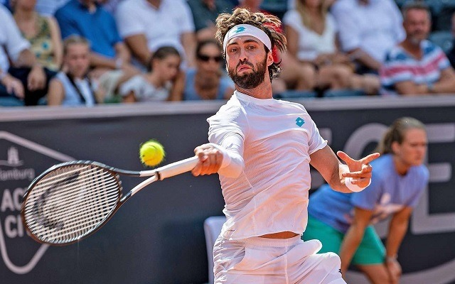 A grúz nagy önbizalommal vághatott neki a US Open Series-nek. - Fotó: ATP