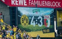 Gólokra fogadunk a Dortmund-Augsburgon