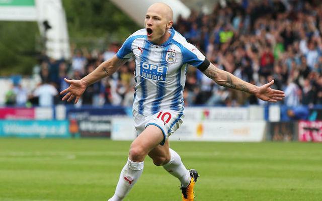 Aaron Mooy személyében az összes huddersfieldi gól lelépett - Fotó: SBS