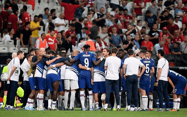 Vasárnap az első sikeréért lép pályára a Chelsea. - Fotó: Twitter
