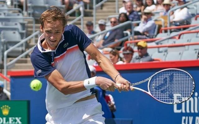 Medvedev idei ötödik döntőjére készül Montrealban. - Fotó: ATP