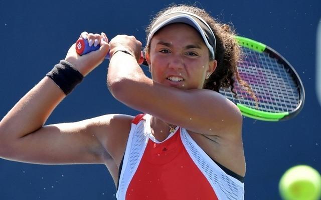 Scott Babos Timit is megizzasztotta. - Fotó: WTA