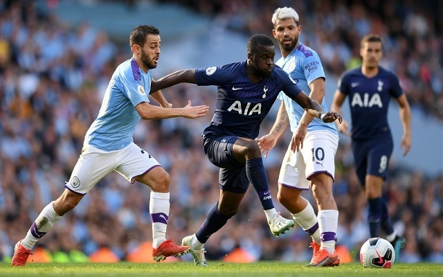 A City idegenben, a Spurs otthon játszik vasárnap. - Fotó: Twitter