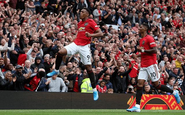 Kemény meccs vár a Unitedre hétfőn. - Fotó: Twitter