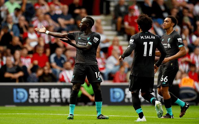 A Liverpool jó formának örvend. - Fotó: Twitter