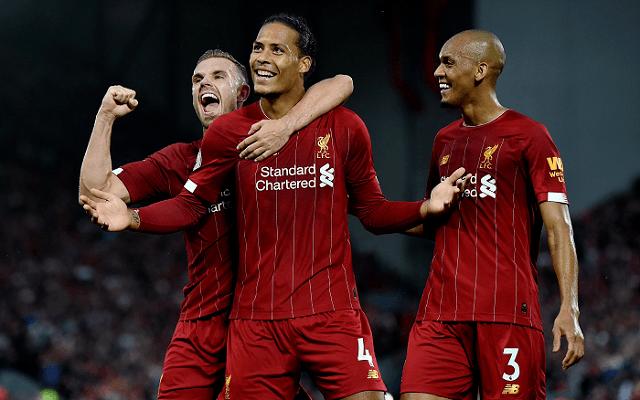 Második kupadöntőjét már megnyerheti a Liverpool. - Fotó: Twitter