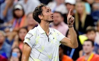 Thriller lehet a Wawrinka - Medvedev negyeddöntő - napi tippek a US Openre