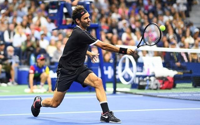 Federer mindkét eddigi mérkőzésén veszített szettet. - Fotó: ATP
